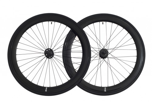 cheetah wheelset black