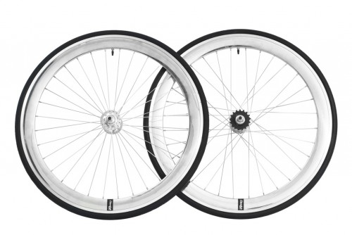 cheetah wheelset polished CNC