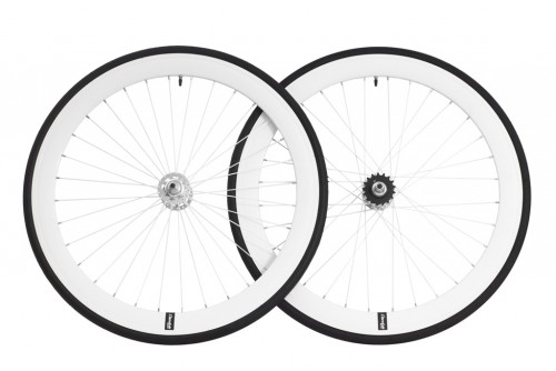 cheetah wheelset white
