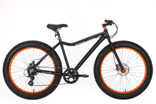 Cheetah Fat Bike ORANGE
