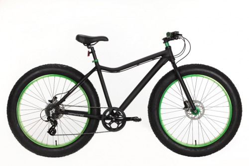 Cheetah Fat Bike GREEN