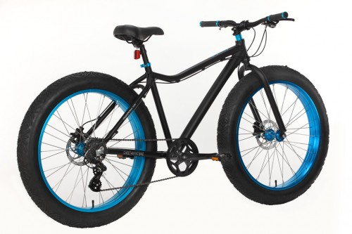 Cheetah Fat Bike BLUE