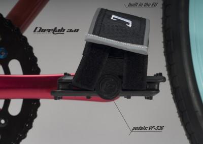Cheetah 3_0 pedals