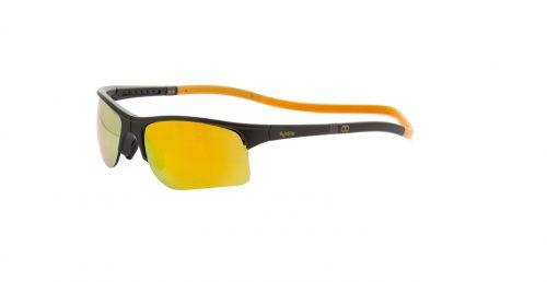 Gafas de sol con conexión frontal magnética y varilla ajustable. Gafa de moda deportiva de policarbonato, polarizada, revo, flash, super hydrophobic con antirrefejante