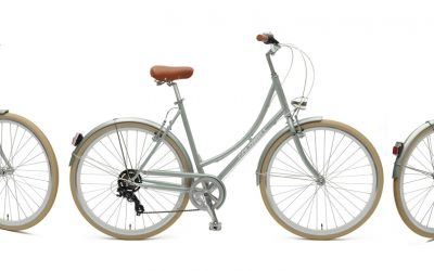 GOLDWELL city bike